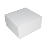 White 6 Cupcake  / Bakery Boxes