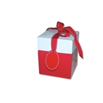 Large Eco Pop Boxes, Red