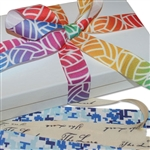 Custom Full Color Printed Ribbon-Grosgrain