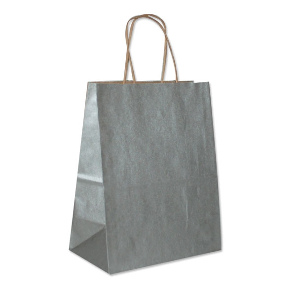 Crisky Silver Specialty Paper Welcome Gift Bags Wedding Welcome Bags for Hotel /10 (1, reviews).