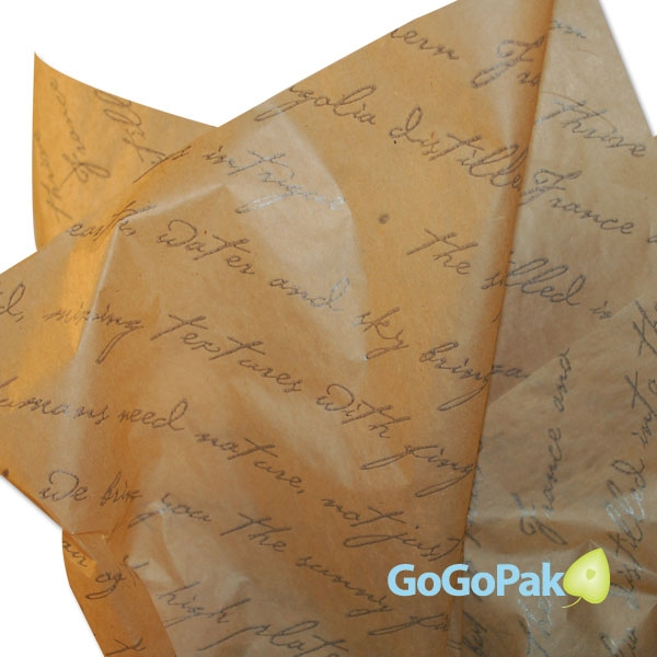 waxed tissue paper Our guardsman wax tissue paper has superior strength and a wonderful color selection this tissuepaperis water resistant and is a great material for protectingflowers.