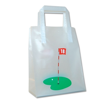 Frosted Petite Reusable 18th Hole Golf Bags