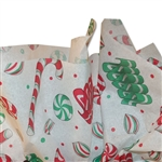 Holiday Sweets - Christmas Patterned Tissue Paper 240 Sheets/Ream