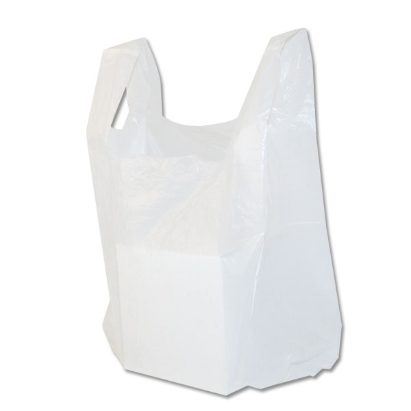 T shirt plastic bags s3 11 x 6 x 20 56 mil 1 000 bags for Clear plastic dress shirt bags