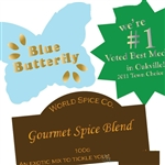 Canadian Custom Hot Stamped Labels-Large Shapes