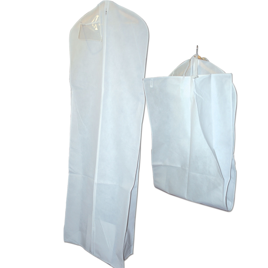 """10"""" Gusset Fabtex Bridal Gown Bags"""